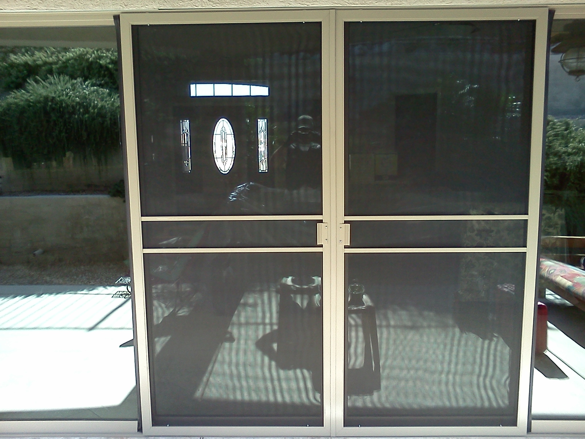 Sliding Screen Doors With A Lifetime Warranty